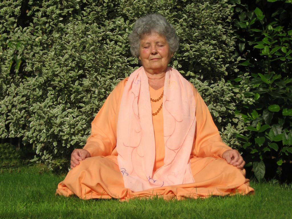 Swami Satchidananda Ma